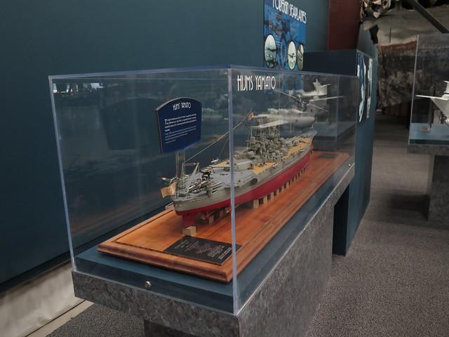 Photo:HIJMS Battleship Yamato Model (1/200) By rocbolt