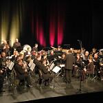 Concert d'automne de la musique Militaire 2010