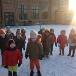 Sneeuwpret in de Bumba-nijntjesklas!
