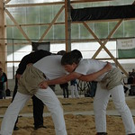 Fête cantonale de lutte 2014