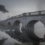 Brocket Bridge at Dawn 02 by Richard White
