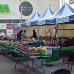 Hatfield Market by David Morris