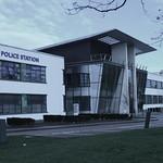 Hatfield Police Station by David Morris