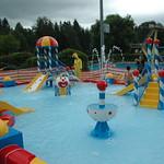 Inauguration jeux d'eau 2012
