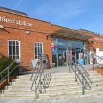 Hatfield Station by David Morris