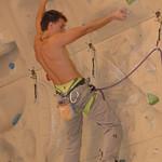 Concours de grimpe - CAS - 2014