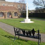 Hatfield Remembrance Garden by David Morris