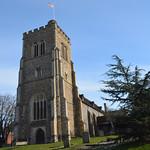St Etherldreda's Church by David Morris