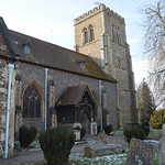 St Etherldreda's Church 2 by David Morris
