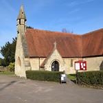 St Luke's Church Hatfield by David Morris