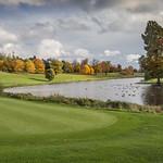Autumn Brocket Estate by Richard White