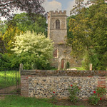 Ayot St Lawrence Church by Richard White