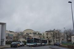 Mercedes Benz Citaro G n°927  -  Rennes, STAR - Photo of Saint-Erblon