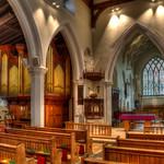 St Marys Church Welwyn Organ by Richard White