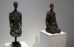 Exposition Giacometti / LAM 2018