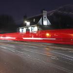 Passing Through Lemsford by JOHN REDDINGTON