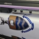 Full colour digital print service