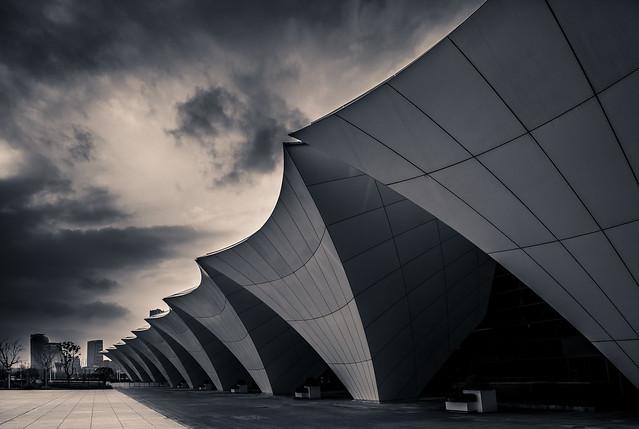 Shanghai Oriental Sports Centre