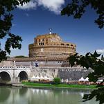 Saint Angelo Castle Roma - Italia. - https://www.flickr.com/people/128454275@N05/