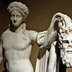 Apollo with the skin of Marsyas - Apollo mit der Haut des Marsyas - Apollo con la pelle di Marsia - Detail - https://www.flickr.com/people/44884174@N08/