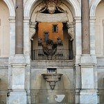Gianicolo; Fontana dell'Acqua Paola - https://www.flickr.com/people/82911286@N03/