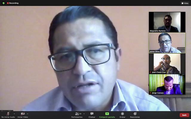 Photo:COMISIÓN DE LOS DERECHOS COLECTIVOS. ECUADOR, 17 DE FEBRERO 2021 By Asamblea Nacional del Ecuador