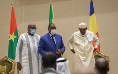 G5 Sahel N'djamena