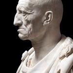 Head of a Roman patrician from Otricoli - Büste eines römischen Patriziers aus Otricoli - il vecchio da Otricoli - Detail - https://www.flickr.com/people/44884174@N08/