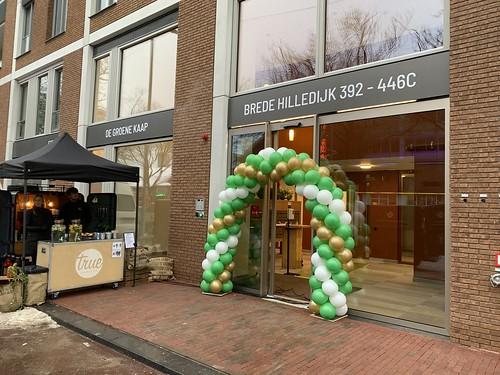 Ballonboog 6m Opening De Groene Kaap Rotterdam