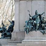 Gianicolo; Monumento equestre a Garibaldi - https://www.flickr.com/people/82911286@N03/