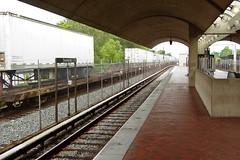 Platform at Deanwood