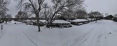 Daniel's House in Texas Snowstorm 2021