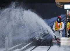MTA Responds to Winter Storm Feb. 18, 2021