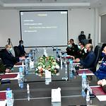 Chairman Pakistan Ordinance Factories (POF) Visits NUTECH