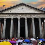 The Pantheon, Roma - Italia. - https://www.flickr.com/people/128454275@N05/