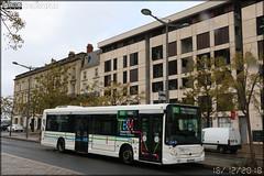 Heuliez Bus GX 337 – Cars de Bordeaux (Keolis) / TBM (Transports Bordeaux Métropole) n°169029