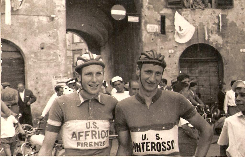 16) 1955 Lucca gara Carlo Del Prete Paoli Tuccori
