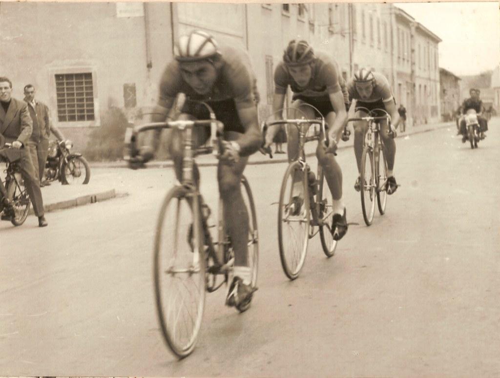 3a) 1954 palio rioni. Carlesi Paoli Martelli