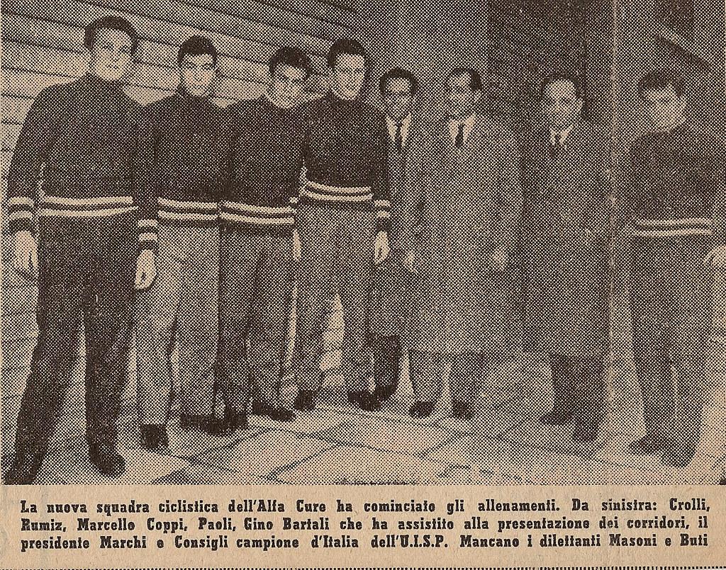 4d) 1957 con Gino Bartali