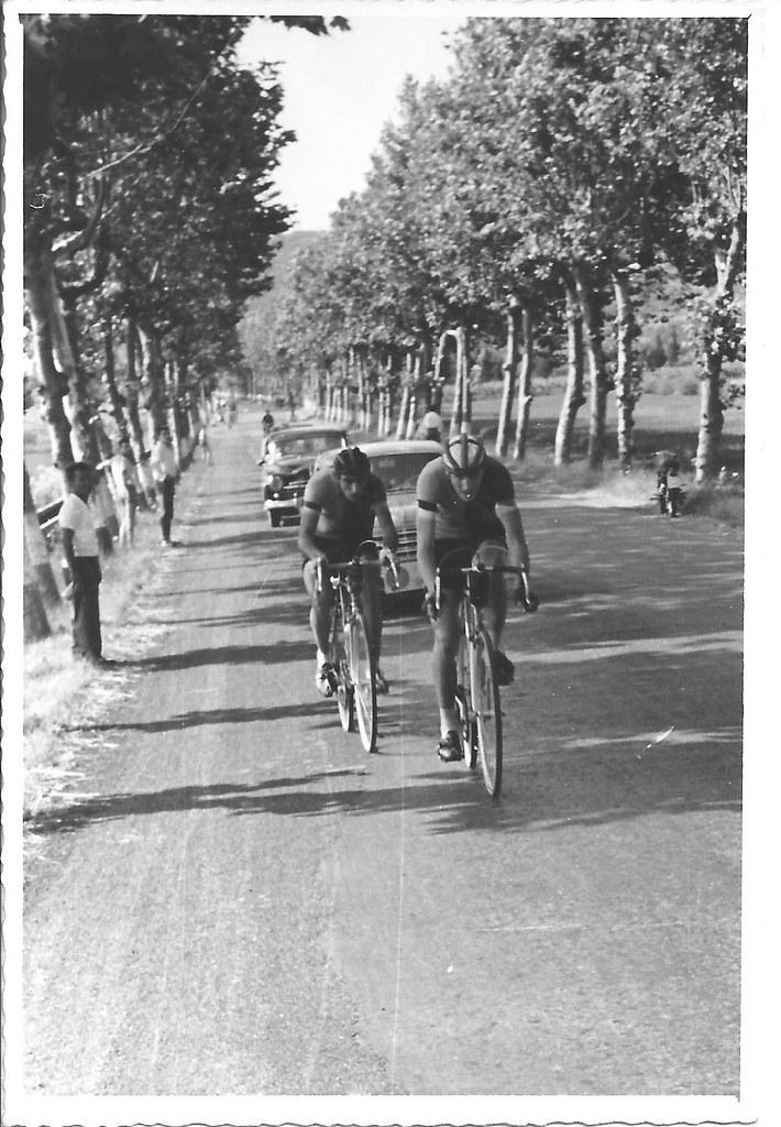 1d)'1956 Massarosa Carlesi Paoli (rit. rottura cambio 4Km dall'arrivo)