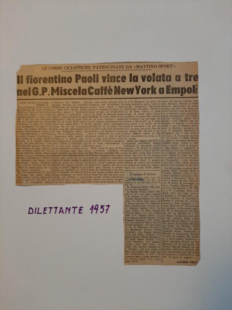 54d) 1957  1°Paoli