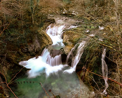 Les cascades d'Iscoo - Vallée d'Ossau
