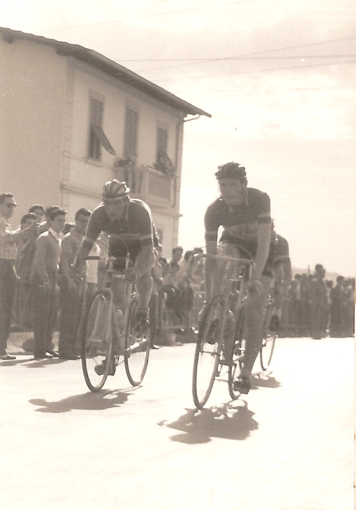 12a) 1955 arrivo coppa Adriana