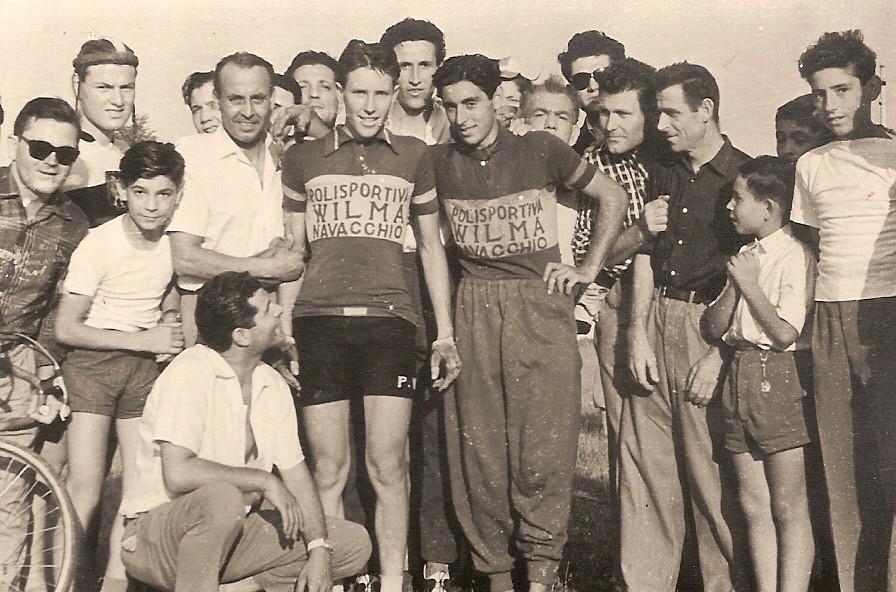 9a) 1954 1°Carlesi 2°Paoli Fornacette