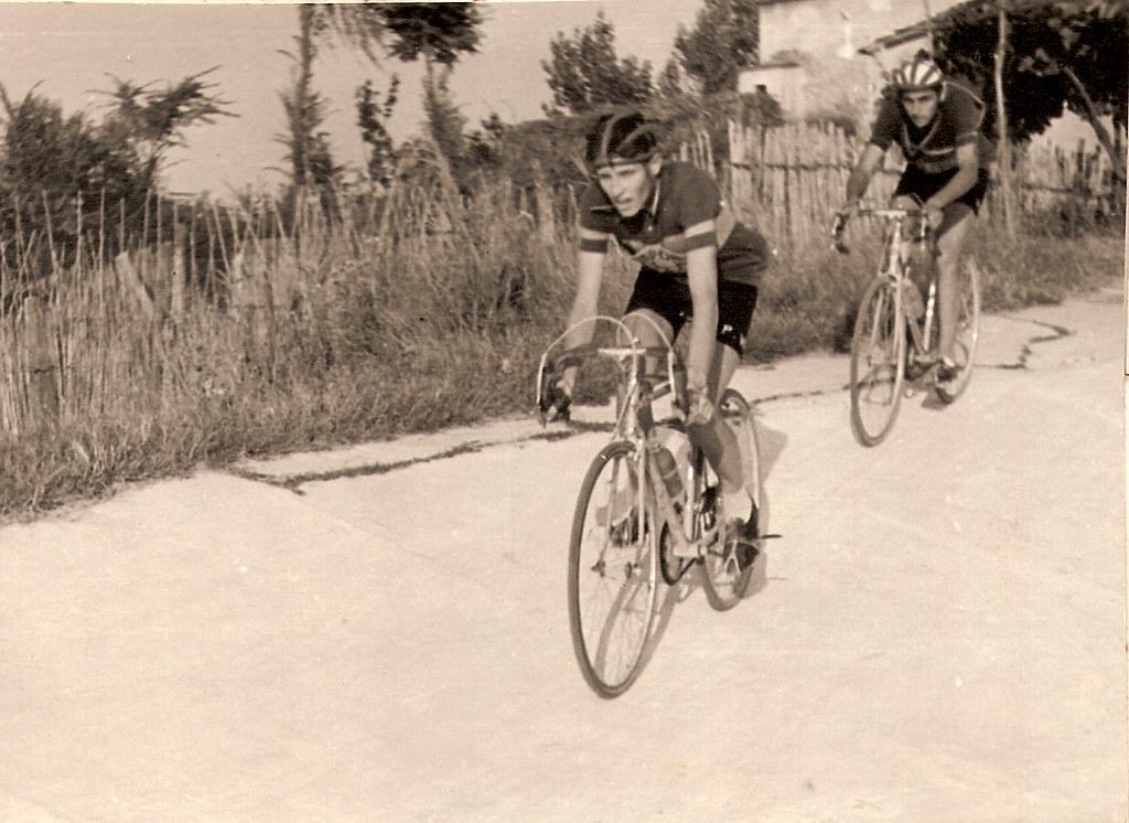 8a) 1954 Fornacette velodromo Paoli Carlesi
