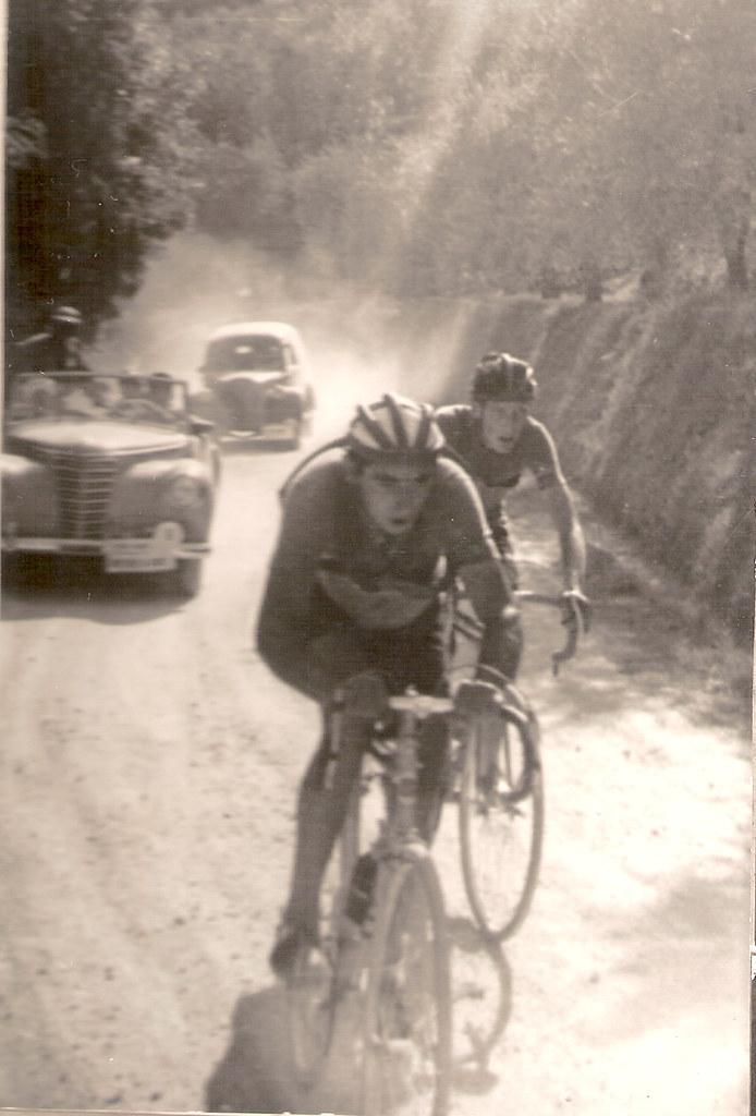 7a) 1954 gara Fornacette Carlesi  Paoli