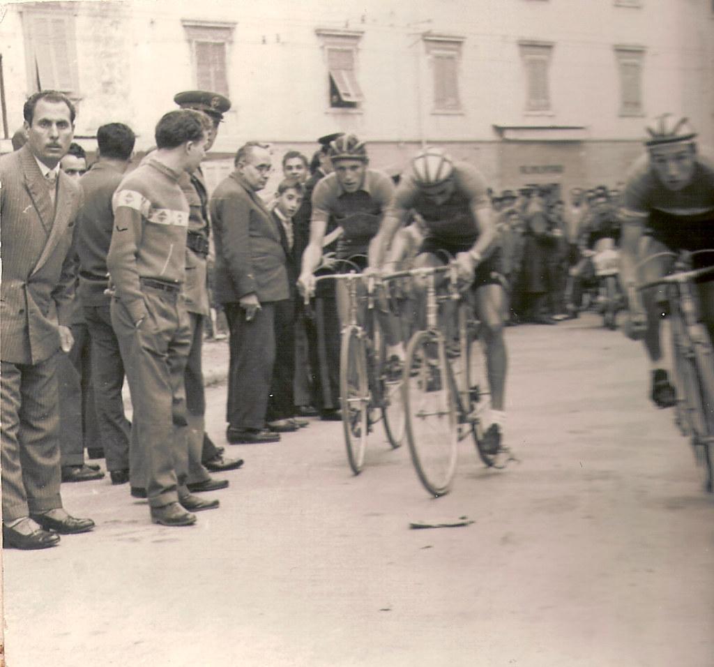 2a) 1954 palio rioni. Paoli Carlesi Martelli