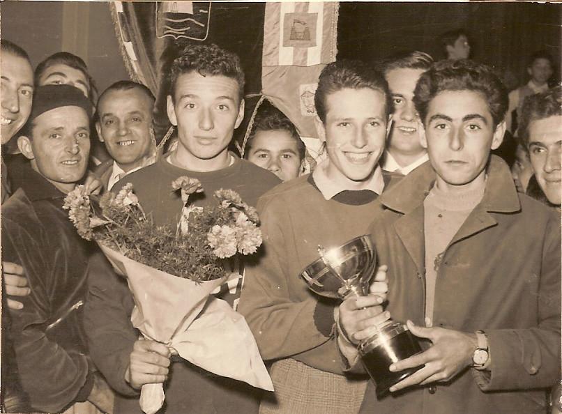 4a) 1954 vittoria palio rioni