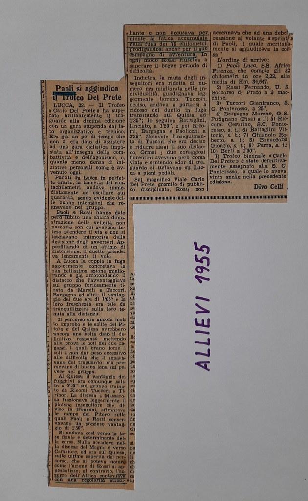 53a) 1955  1°Paoli