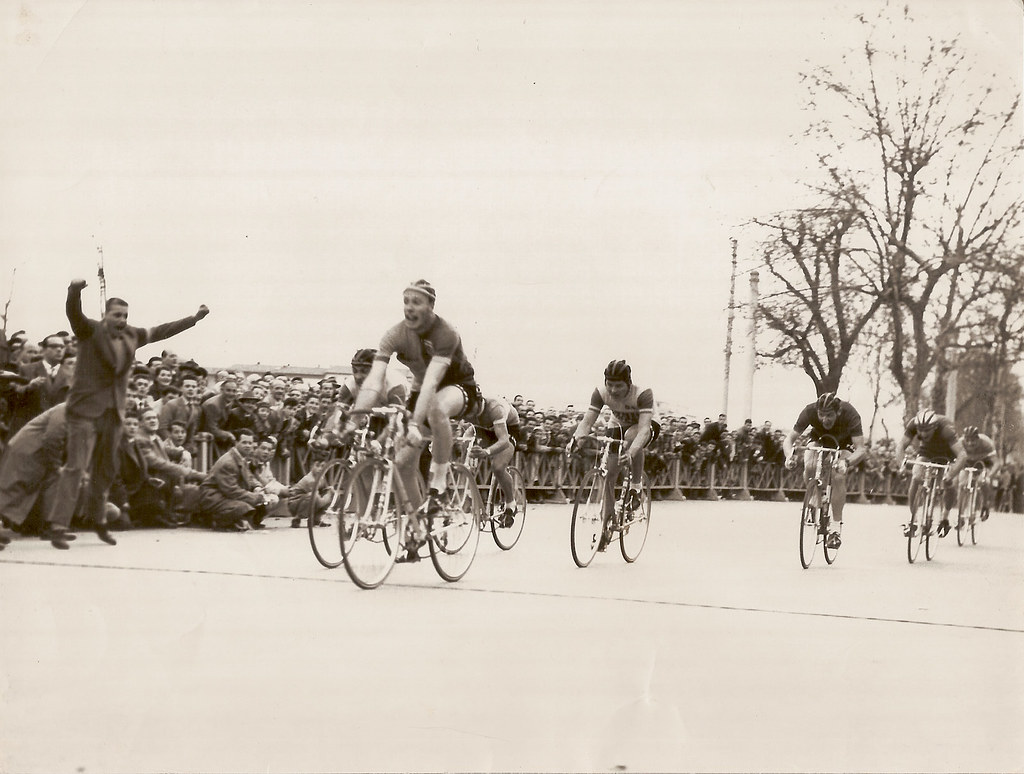 5d) 1959 Firenze Campo di Marte 1° Paoli